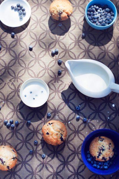 Blueberry Muffin Keto Friendly Reccipe